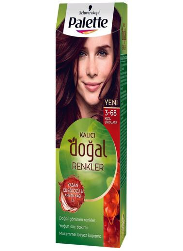 Palette Palette Natural Saç Boyası 3-68 Renkli